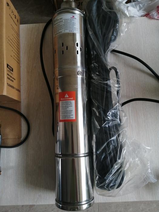 Винтовой скважинный насос AQUATIM AM-QGD4/1.8-50-0.55