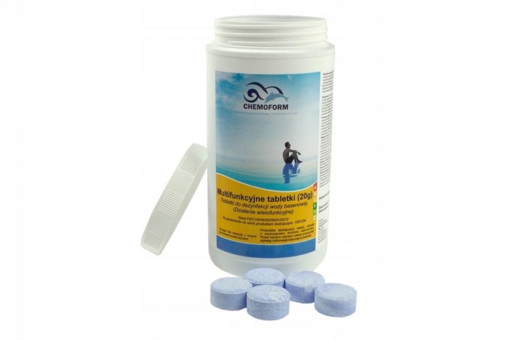 Мульти-таблетки 3 в 1 20гр Chemoform