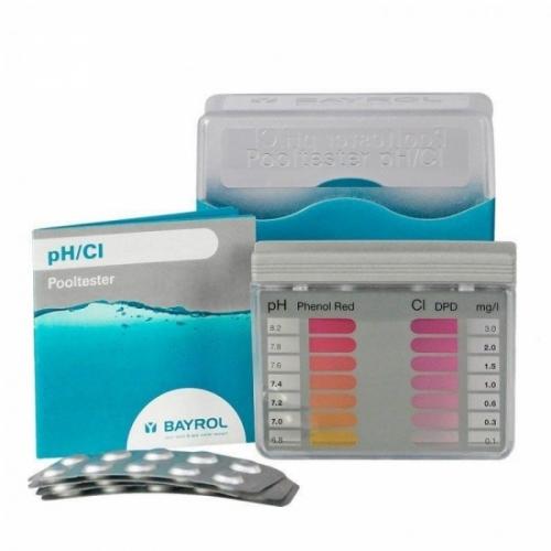 Тестер уровня pH/Cl Pooltester