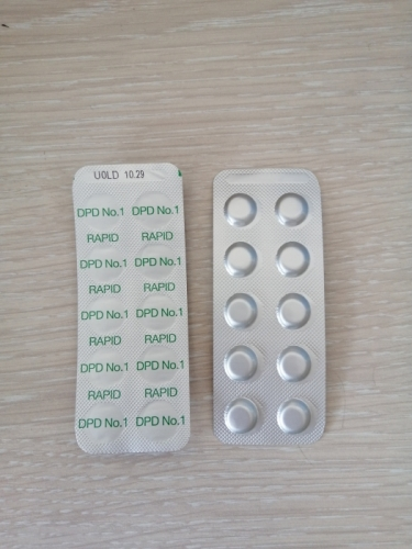 Таблетки для тестера DPD #1 10 шт