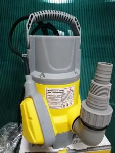 Фекальный насос AQUATIM AM-WPD400-02GT
