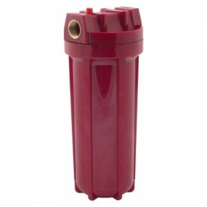 Магистральный фильтр для очистки ГОРЯЧЕЙ воды от примесей, окалины и песка WF-HOT-10 (1/2), WF-HOT-10 (3/4)